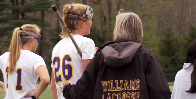 Williams Coaches on Coaching - Video